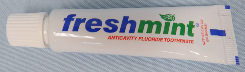 Freshmint small toothpaste